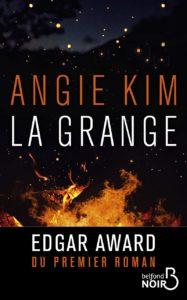 Couverture du roman La grange d'Angie Kim