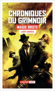 couverture poche du roman Magie brute de Larry Correia