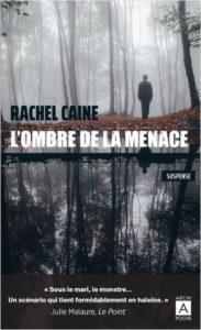 couverture poche du roman L'ombre de la menace de Rachel Caine