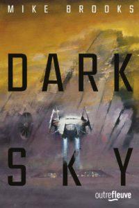 couverture du roman Dark sky de Mike Brooks