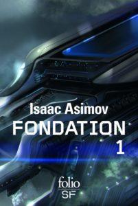 couverture de l'intégrale 1 de Fondation de Isaac Asimov