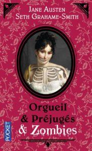couverture du roman Orgueil et Préjugés et Zombies de Seth Graham Smith et Jane Austen