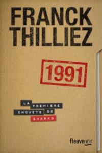 couverture du roman 1991 de Franck Thilliez