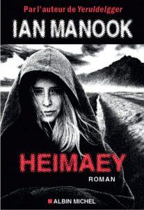 couverture du roman Heimaey de Ian Manook