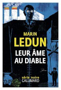 couverture du roman Leur âme au diable de Marin Ledun