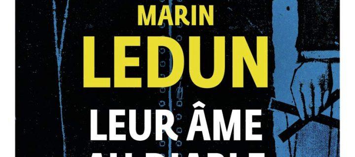 Leur âme au diable / Marin Ledun