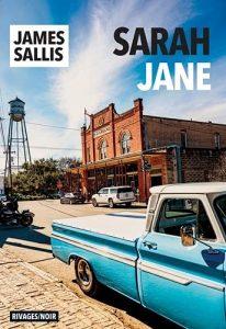 couverture du roman Sarah Jane de James Sallis