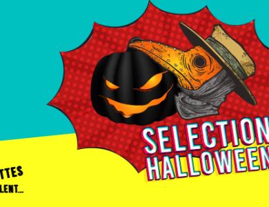 5 BD pour Halloween